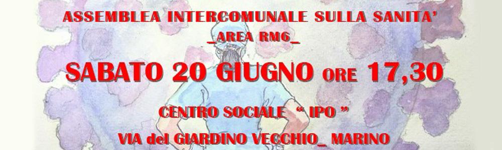 20 giu 2020 Iniziativa a Marino
