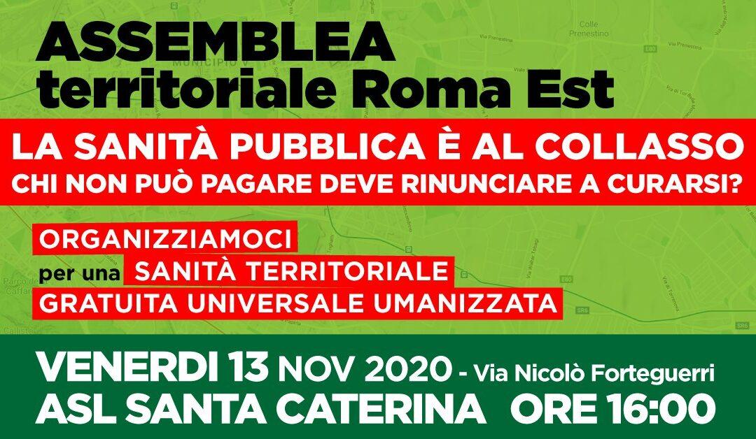 13 nov 2020 Assemblea Santa Caterina