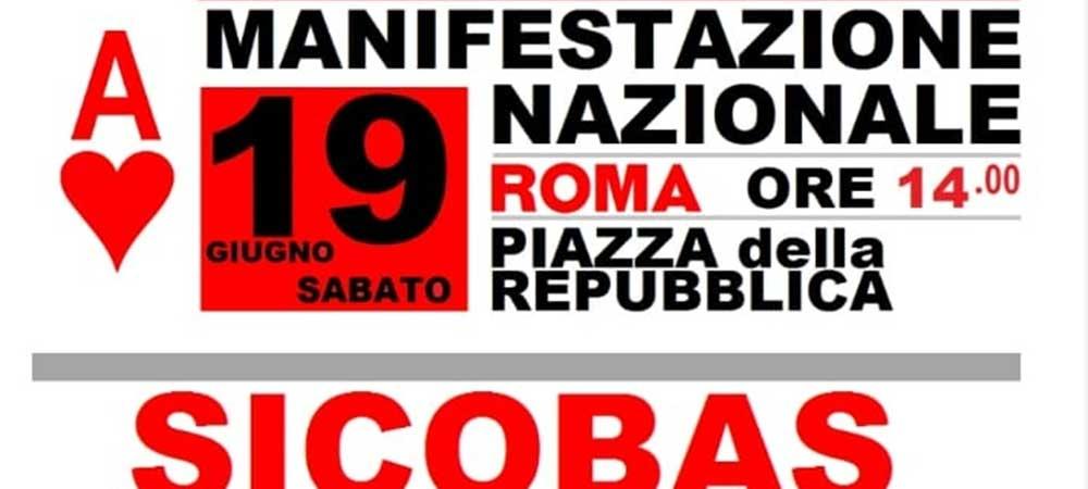 18 giu 2021 Partecipiamo a Presidi e Manifestazione della Logistica