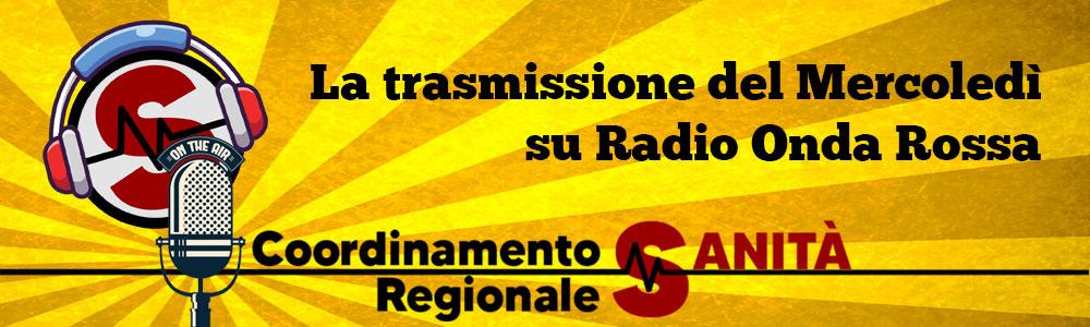 14 lug 2021 Trasmissione Radiofonica